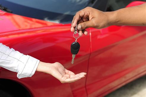 Auto locksmith for car rental company