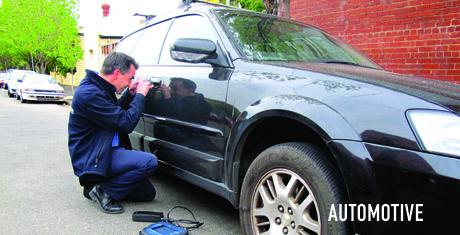 Automotive locksmith galmier