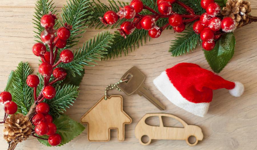 Christmas auto locksmith