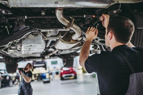 Commercial auto locksmith for repair centres