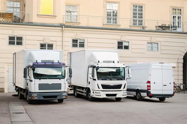 Delivery vehicles auto locksmith