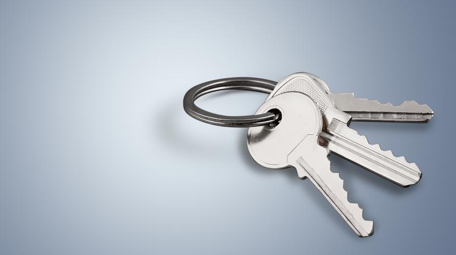tenant return keys