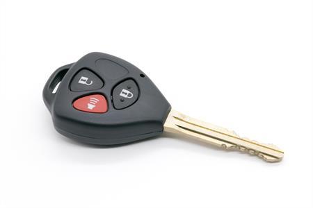 Transponder car key auto locksmith