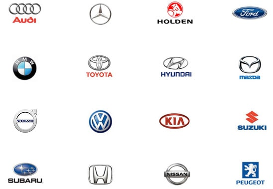 galmier auto locksmiths car brand logos