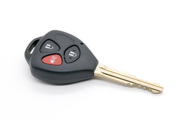 car key drama