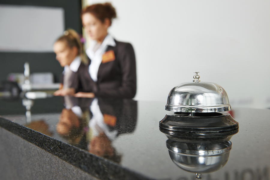 digital lock hotel