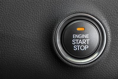push button key fob