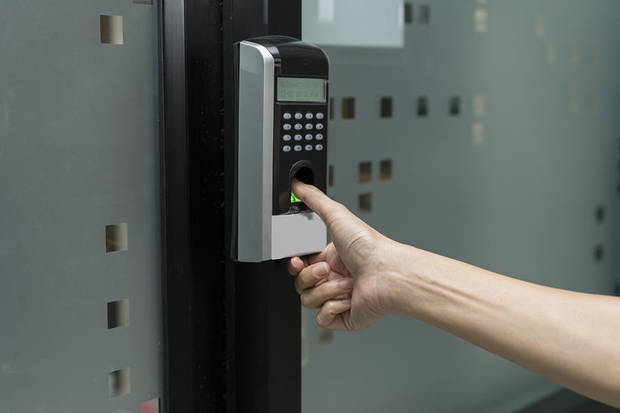 fingerprint locksmith technology