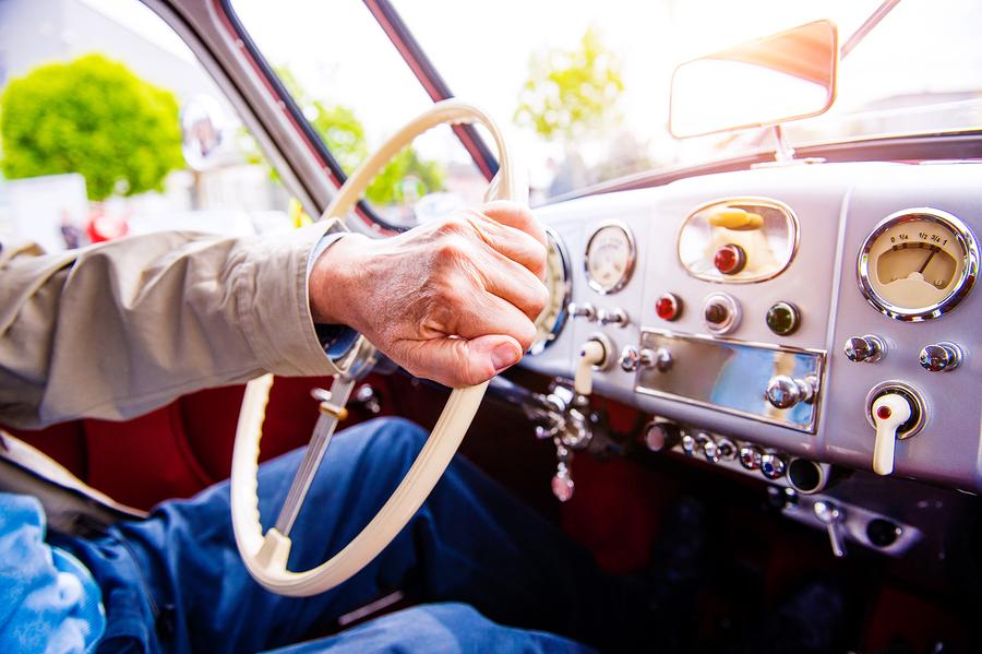 old car keys