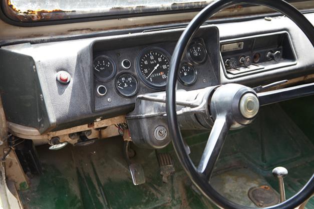 vintage car ignition locksmith